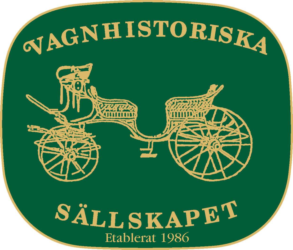 Vagnhistoriska sällskapet - Logga