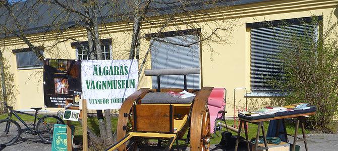 Arbetslivsmuseernas Dag i Tidaholm den 8 maj.