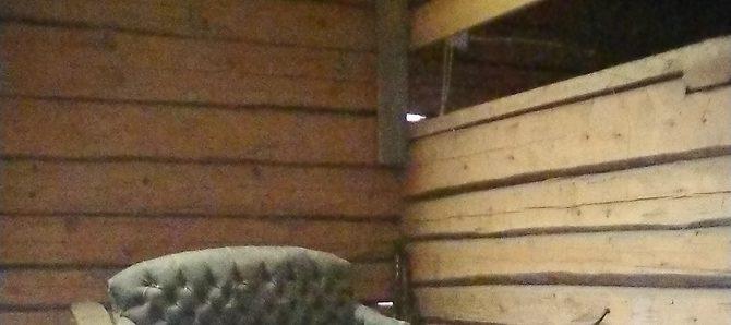 Äldre fyrhjulsvagn